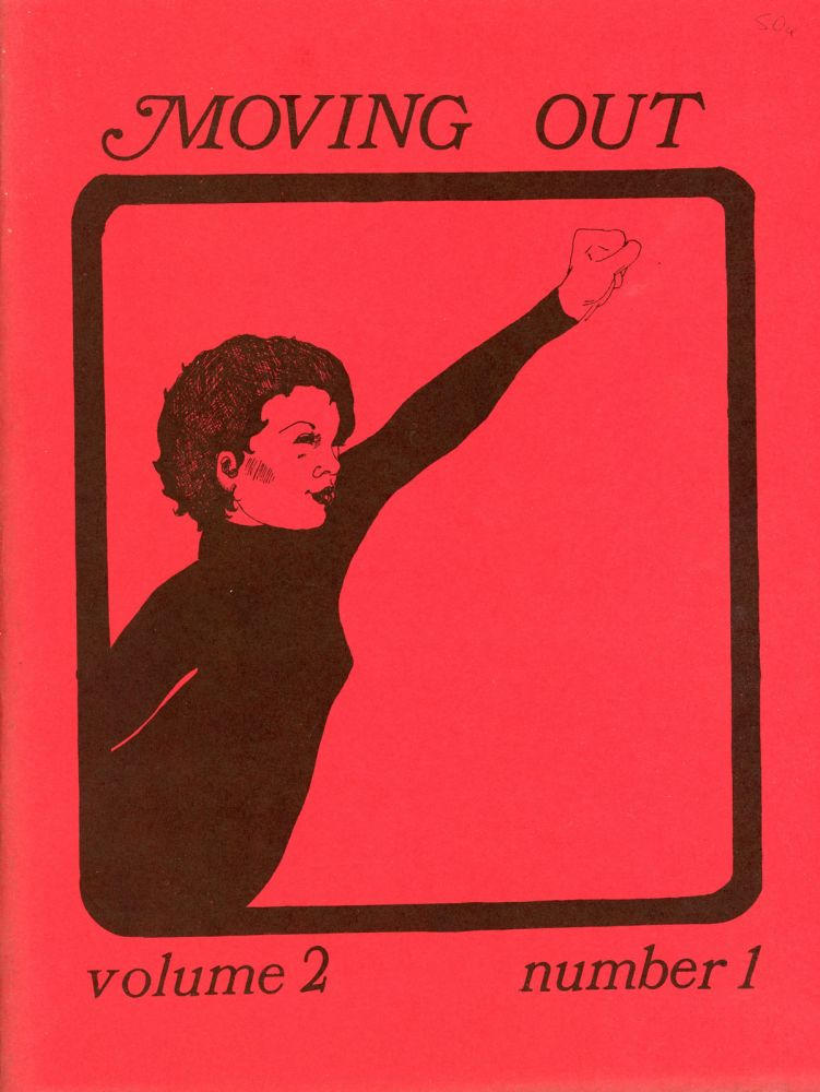 MOVING OUT. 1972 ., Catherine Claytor-Becker, number 1 volume 2.