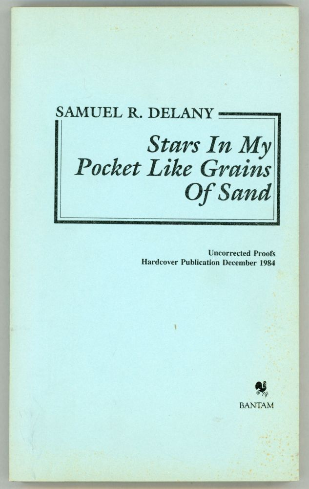 STARS IN MY POCKET LIKE GRAINS OF SAND. Samuel R. Delany.