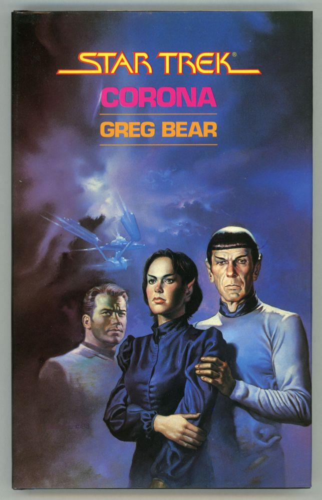 STAR TREK: CORONA. Greg Bear.