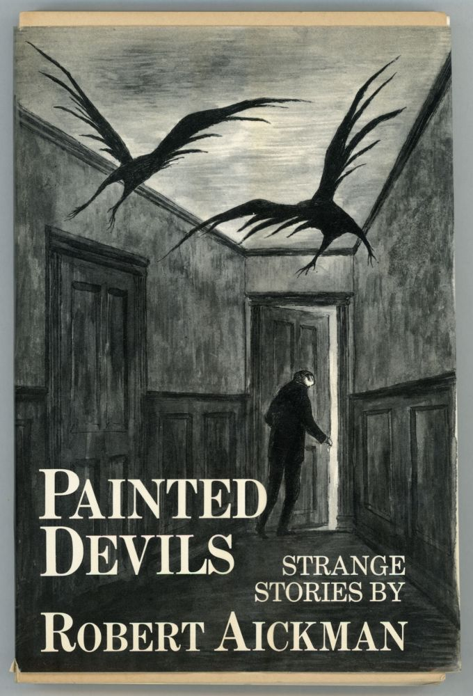 PAINTED DEVILS: STRANGE STORIES. Robert Aickman.