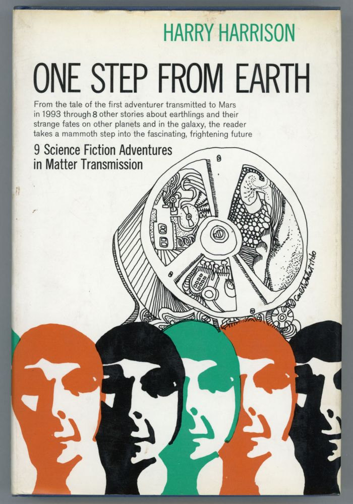 ONE STEP FROM EARTH. Harry Harrison.