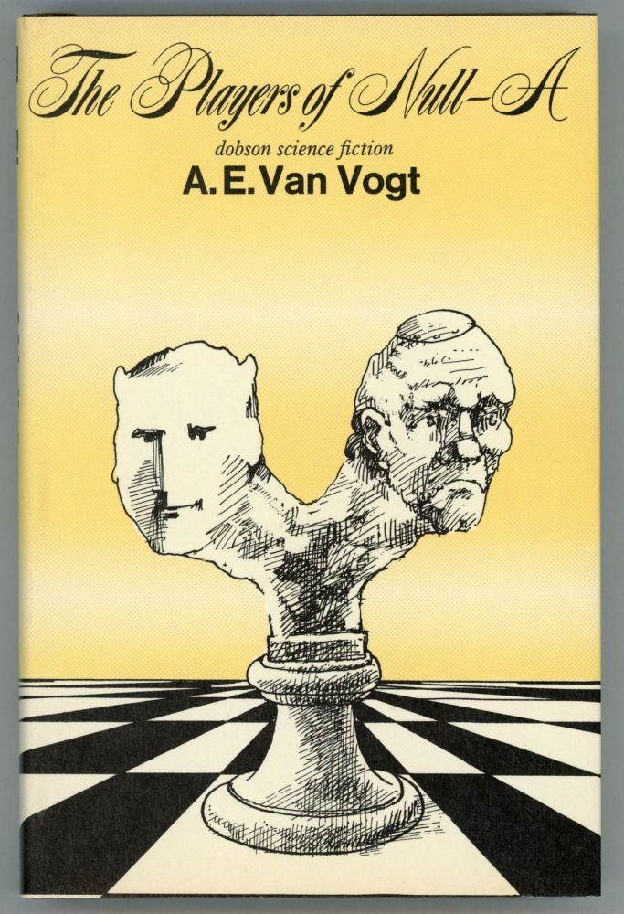 THE PLAYERS OF NULL-A. Van Vogt.