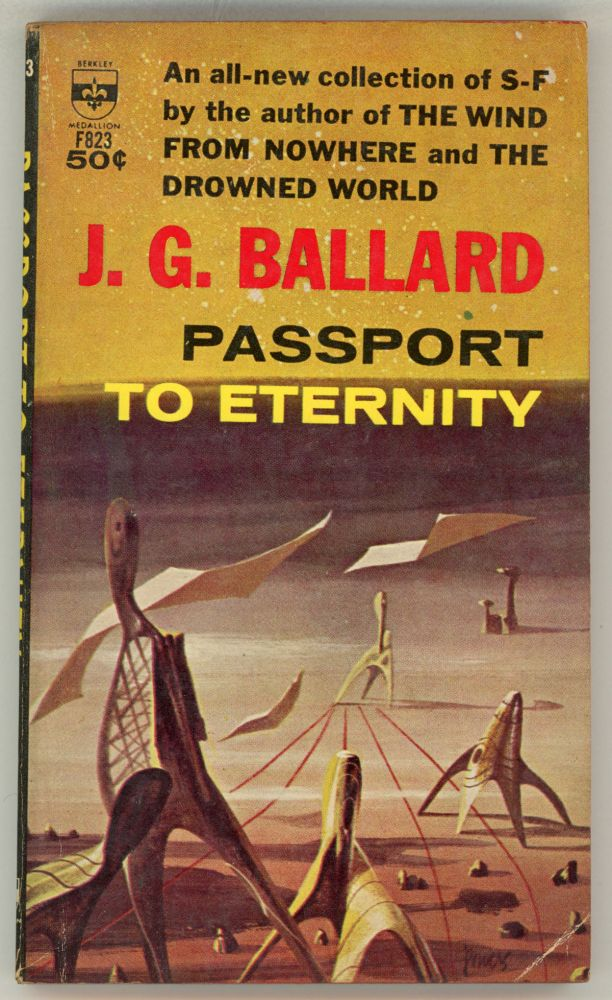 PASSPORT TO ETERNITY. Ballard.