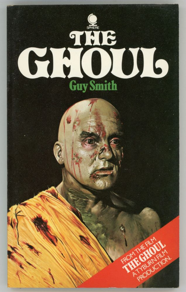 THE GHOUL. Guy N. Smith.