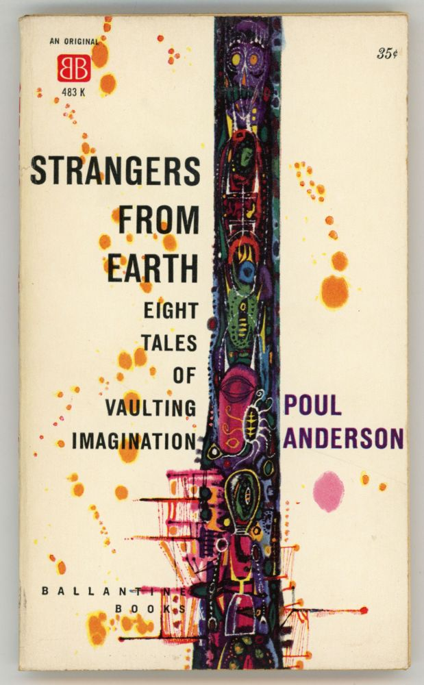 STRANGERS FROM EARTH. Poul Anderson.