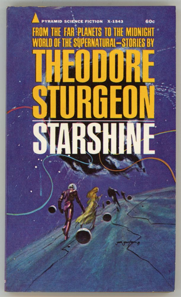 STARSHINE. Theodore Sturgeon.