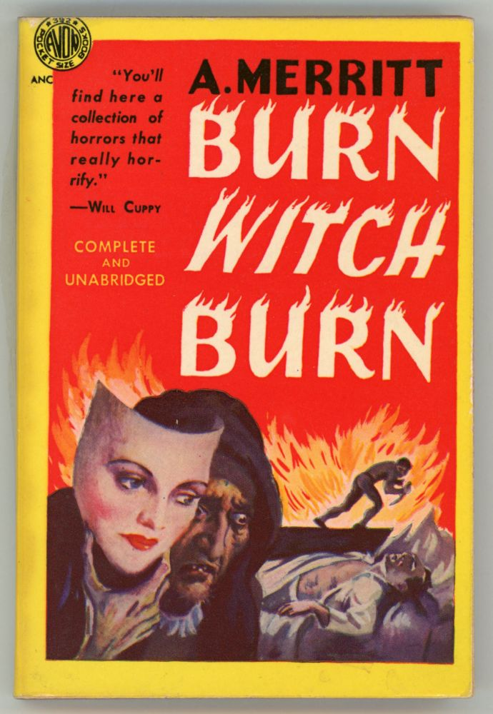 BURN WITCH, BURN! Merritt.
