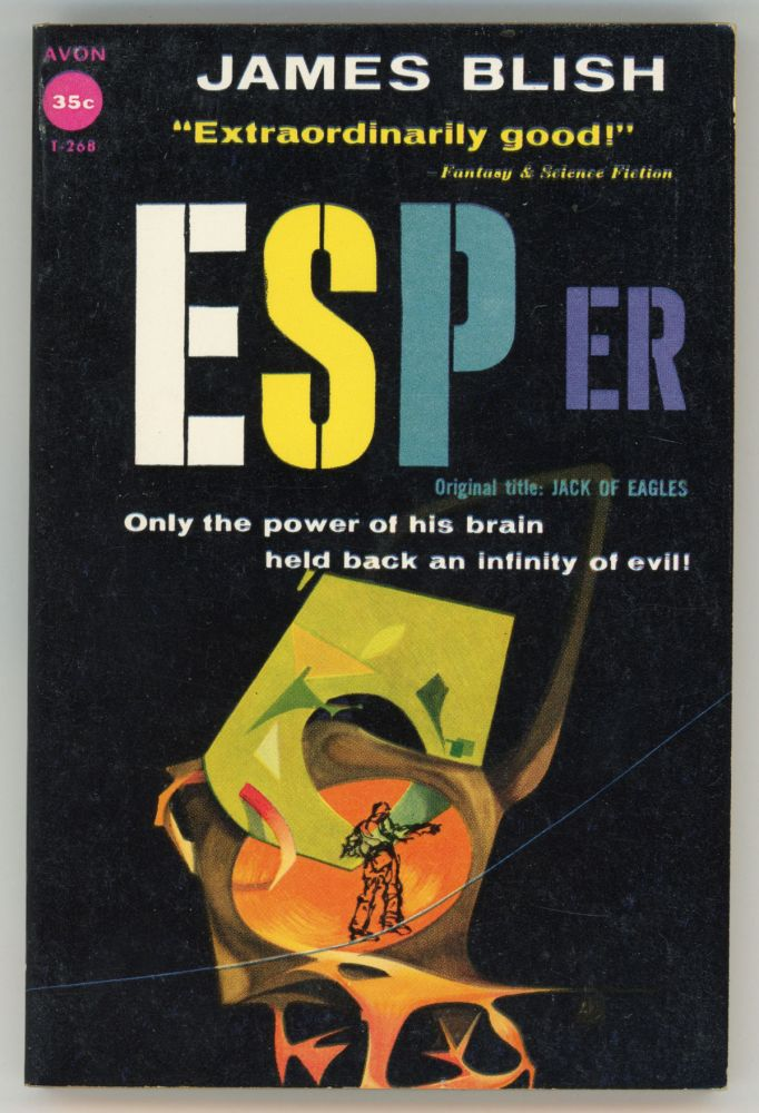 ESPER. James Blish.
