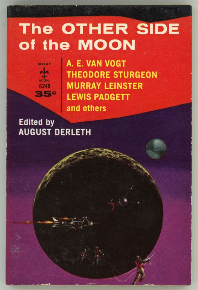 THE OTHER SIDE OF THE MOON. August Derleth.