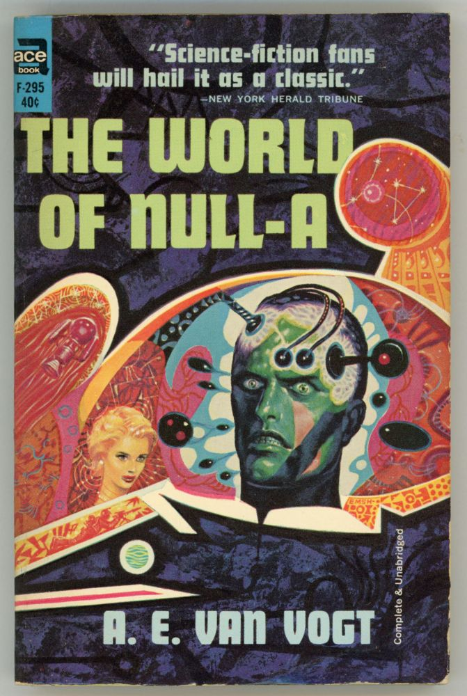 THE WORLD OF NULL-A. Van Vogt.