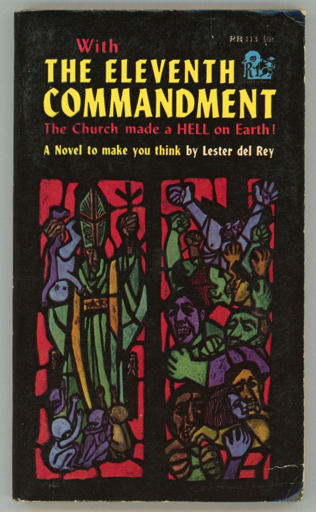THE ELEVENTH COMMANDMENT. Lester Del Rey.