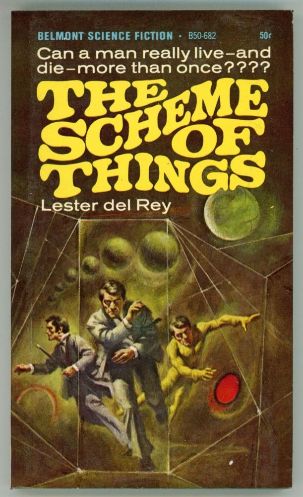 THE SCHEME OF THINGS. Lester Del Rey.