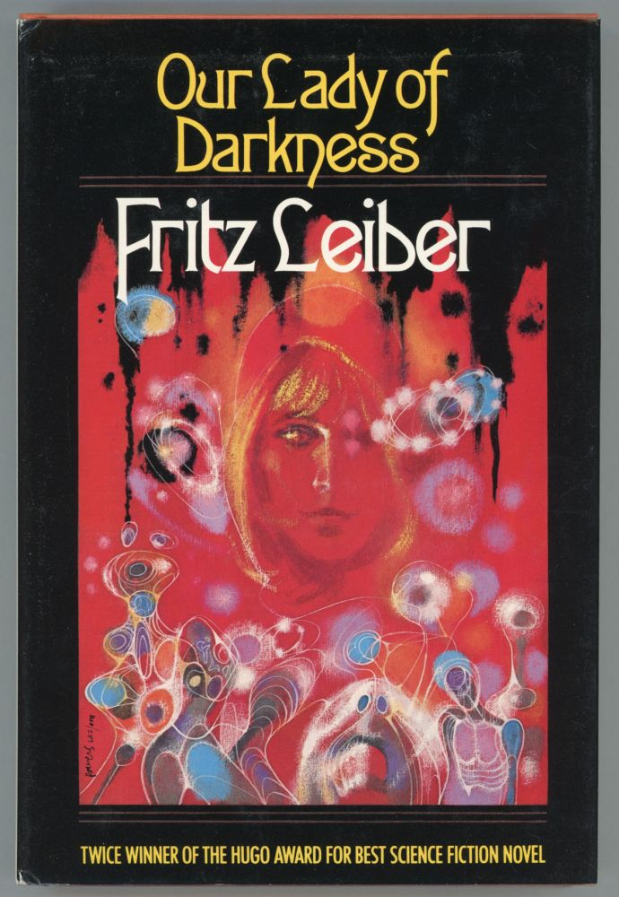 OUR LADY OF DARKNESS. Fritz Leiber.