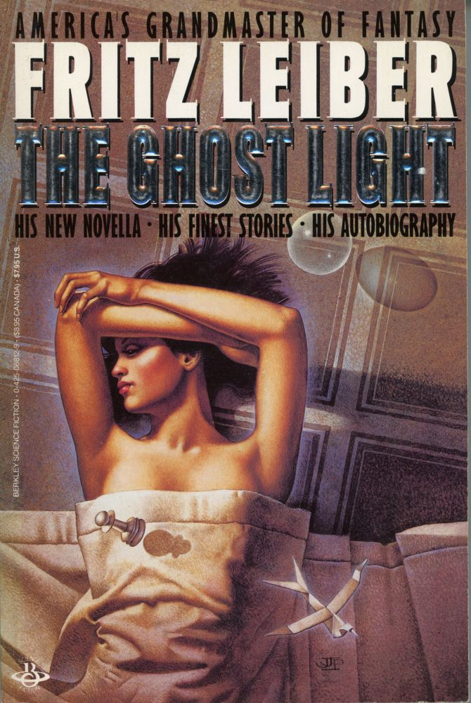 THE GHOST LIGHT. Fritz Leiber.