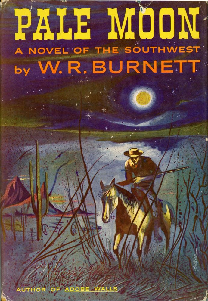 PALE MOON. Burnett.