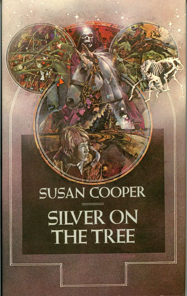 SILVER ON THE TREE. Susan Cooper.