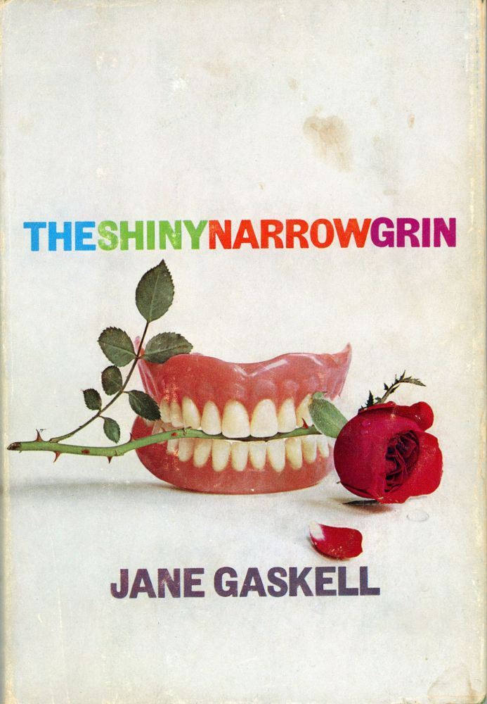 THE SHINY NARROW GRIN. Jane Gaskell, Jane Gaskell Lynch.