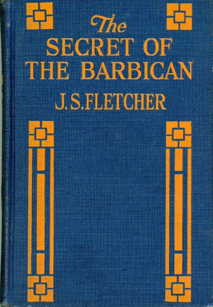 THE SECRET OF THE BARBICAN AND OTHER STORIES. Fletcher.