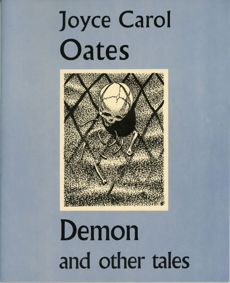 DEMON AND OTHER TALES. Joyce Carol Oates.