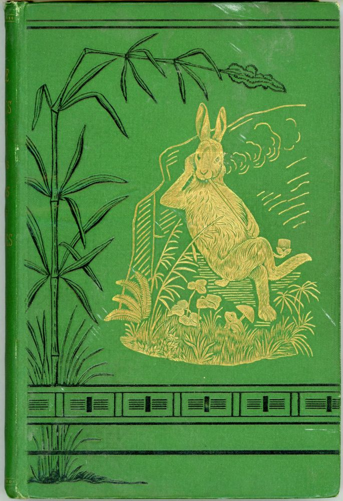 UNCLE REMUS HIS SONGS AND HIS SAYINGS THE FOLK-LORE OF THE OLD PLANTATION. Joel Chandler Harris.