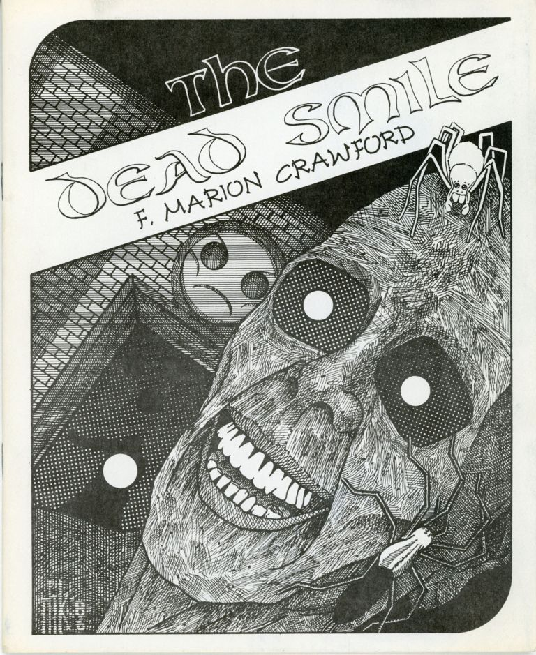 THE DEAD SMILE. Crawford, Marion.