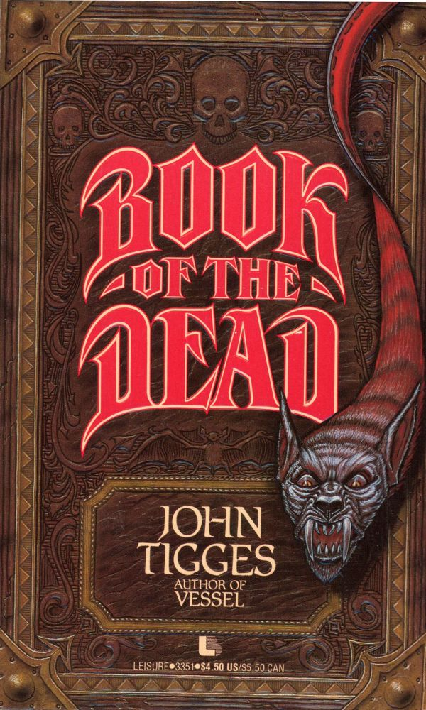 BOOK OF THE DEAD. John Tigges.