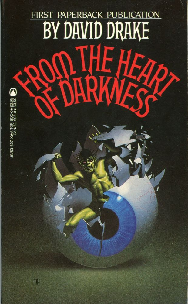 FROM THE HEART OF DARKNESS. David Drake.