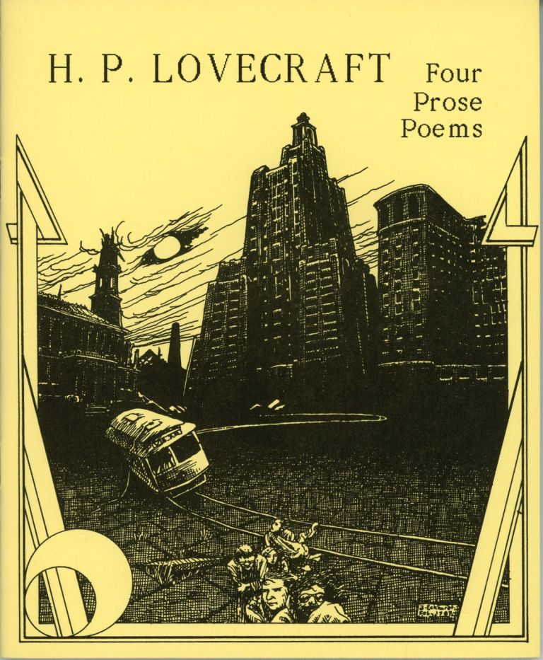 FOUR PROSE POEMS. Lovecraft.