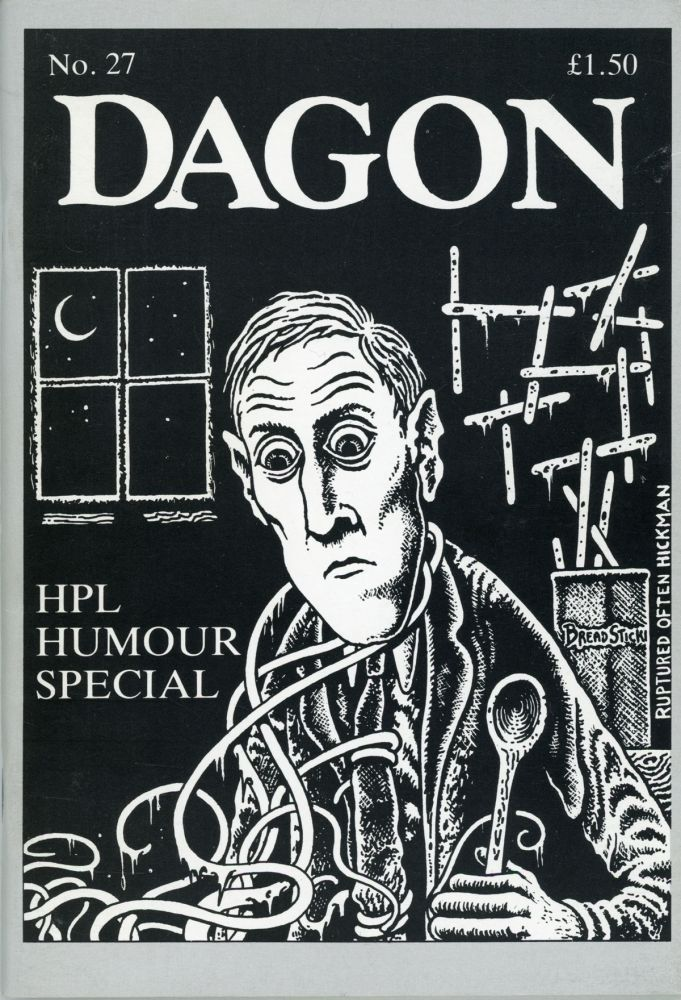 DAGON. June 1990 ., Carl T. Ford, number 27.