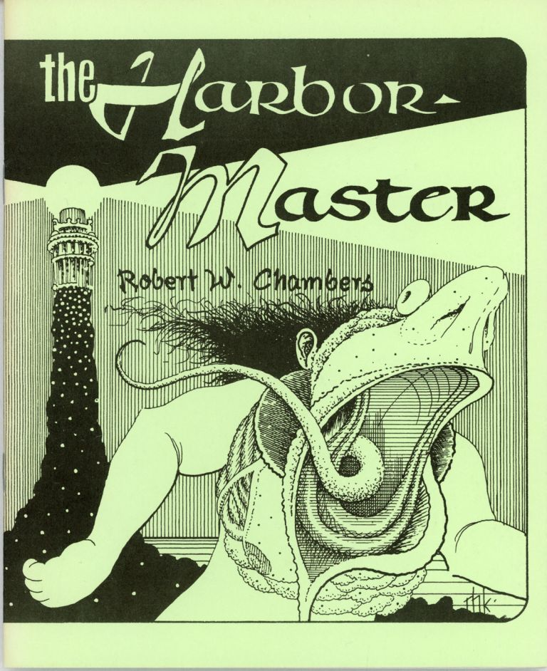 THE HARBOR-MASTER. Robert W. Chambers.