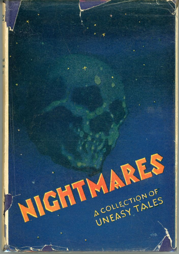 NIGHTMARES: A COLLECTION OF UNEASY TALES. Charles Lloyd Birkin.