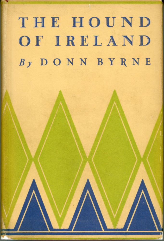 THE HOUND OF IRELAND AND OTHER STORIES. Brian Oswald, rne.
