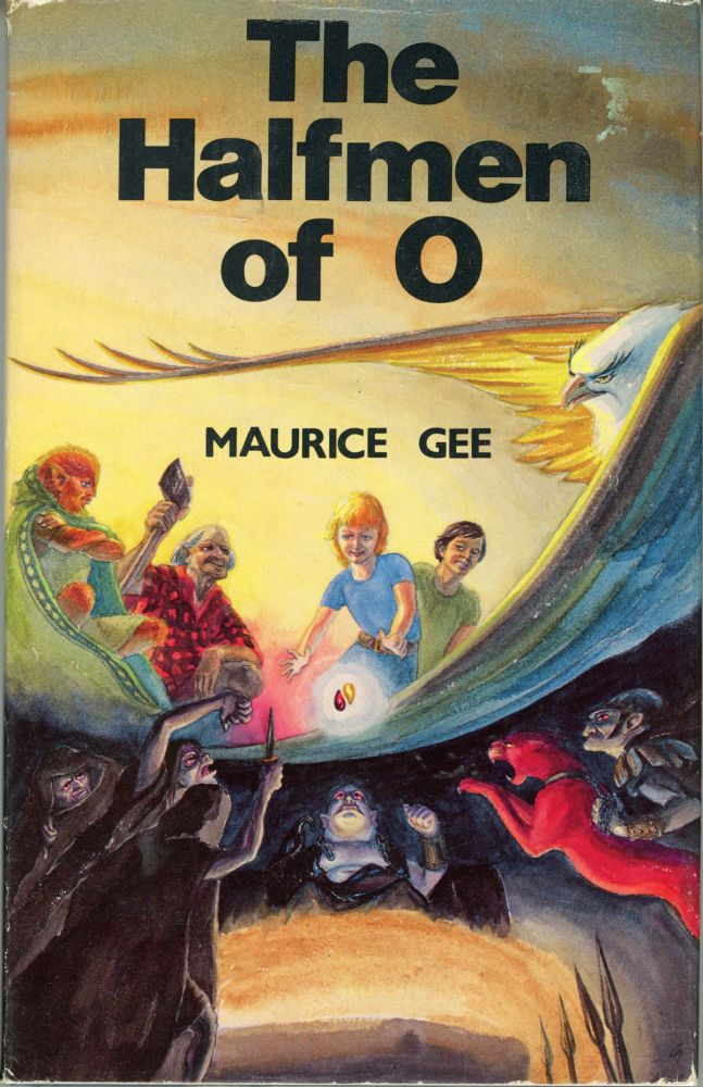 THE HALFMEN OF O. Maurice Gee, Gough.