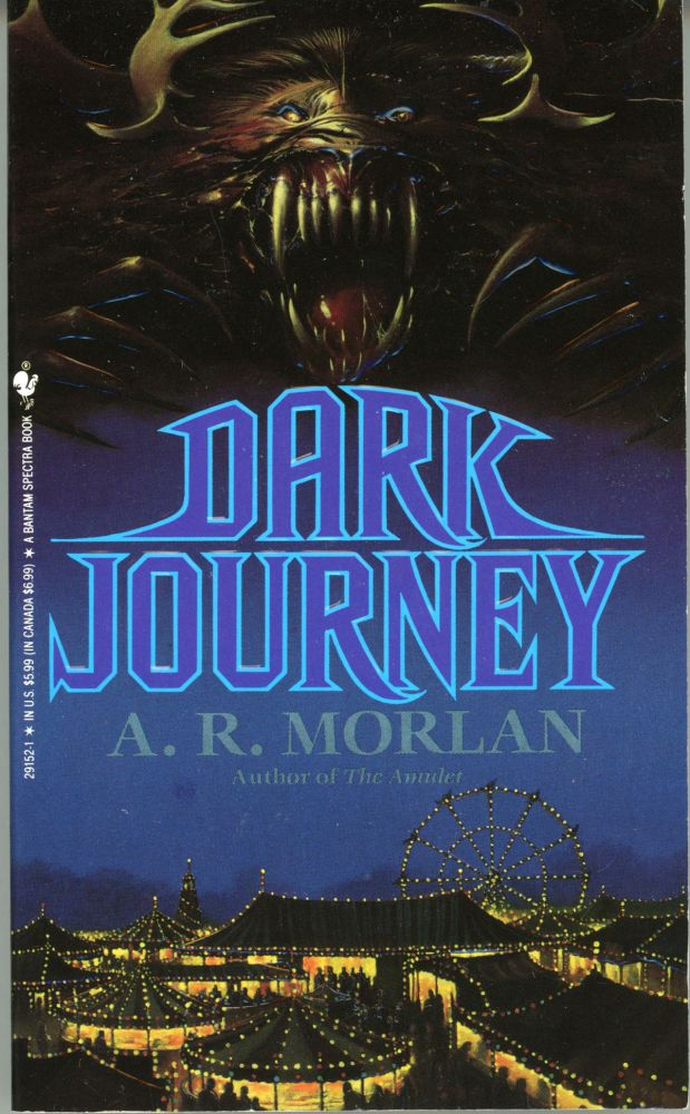 DARK JOURNEY. Morlan.