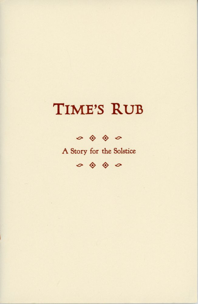 TIME'S RUB. Gregory Benford.