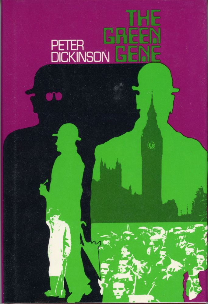 THE GREEN GENE. Peter Dickinson.