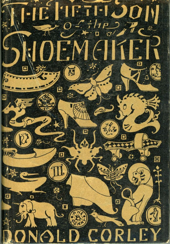 THE FIFTH SON OF THE SHOEMAKER. Donald Corley.