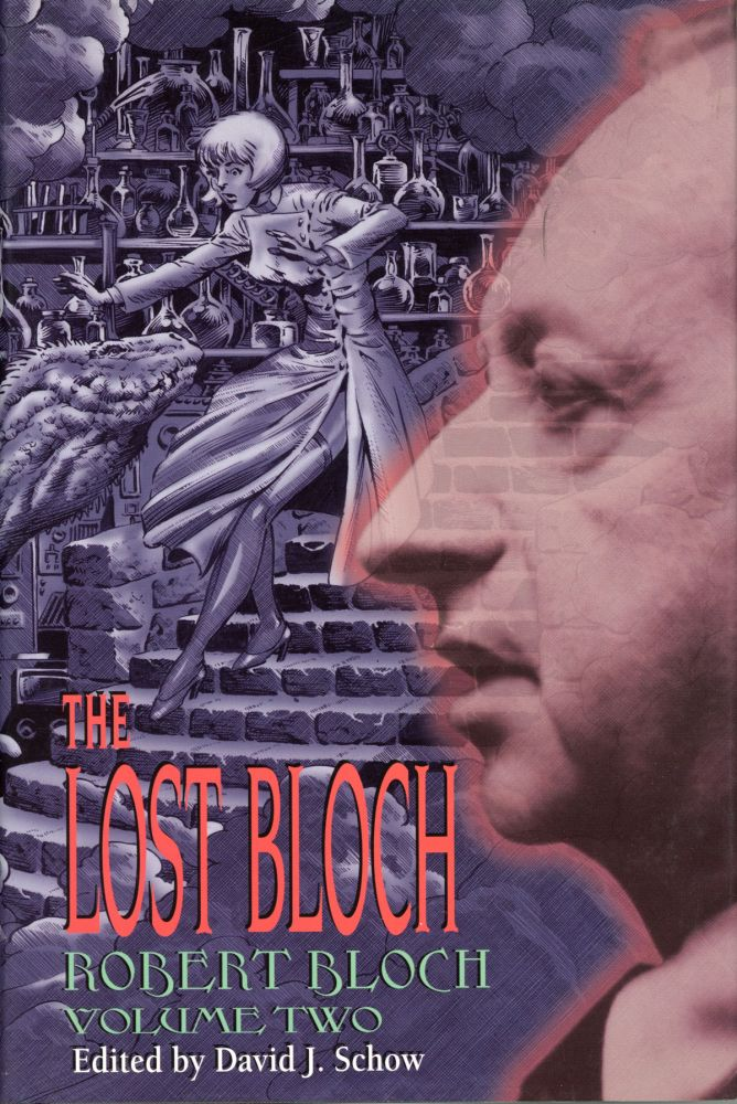 HELL ON EARTH: THE LOST BLOCH, VOLUME II. Robert Bloch.