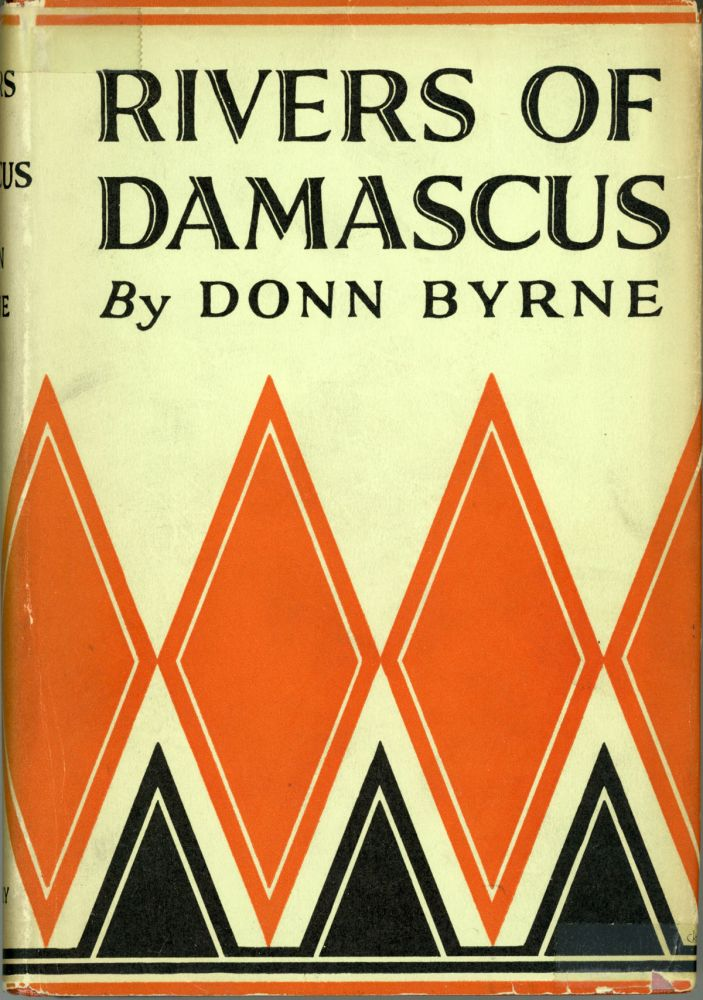 RIVERS OF DAMASCUS AND OTHER STORIES. Brian Oswald, rne.