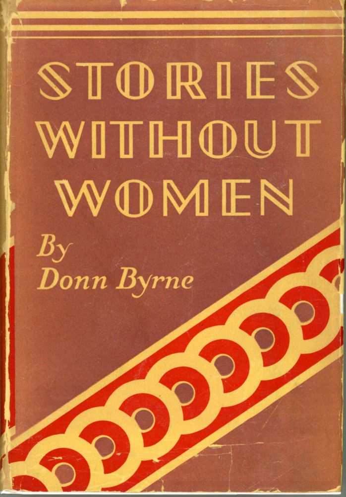 STORIES WITHOUT WOMEN (AND A FEW WITH WOMEN). Brian Oswald, rne.