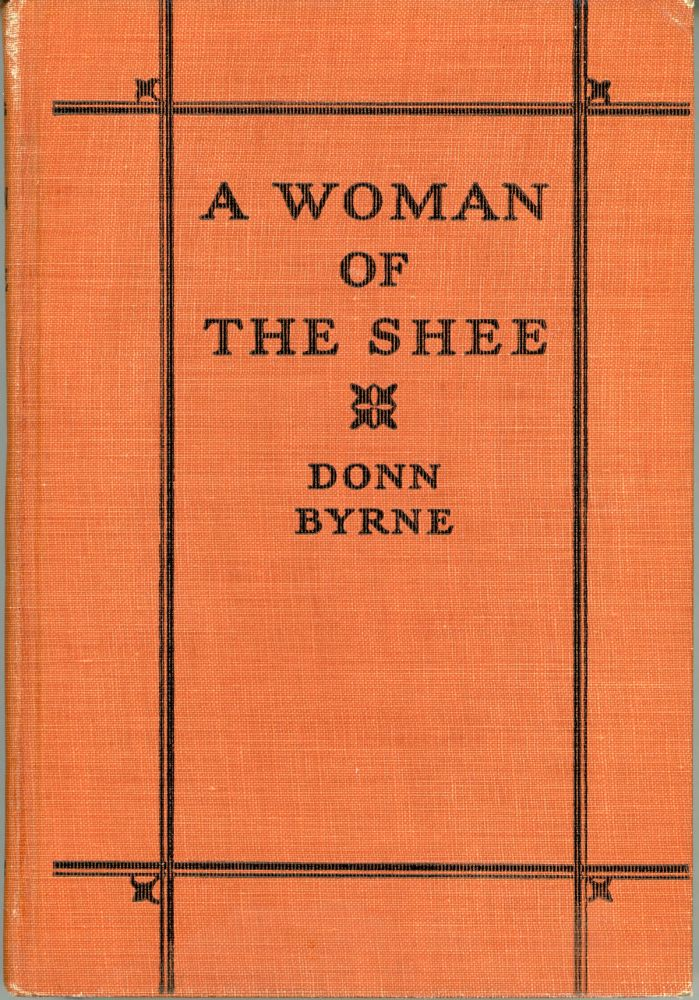 A WOMAN OF THE SHEE AND OTHER STORIES. Brian Oswald, rne.