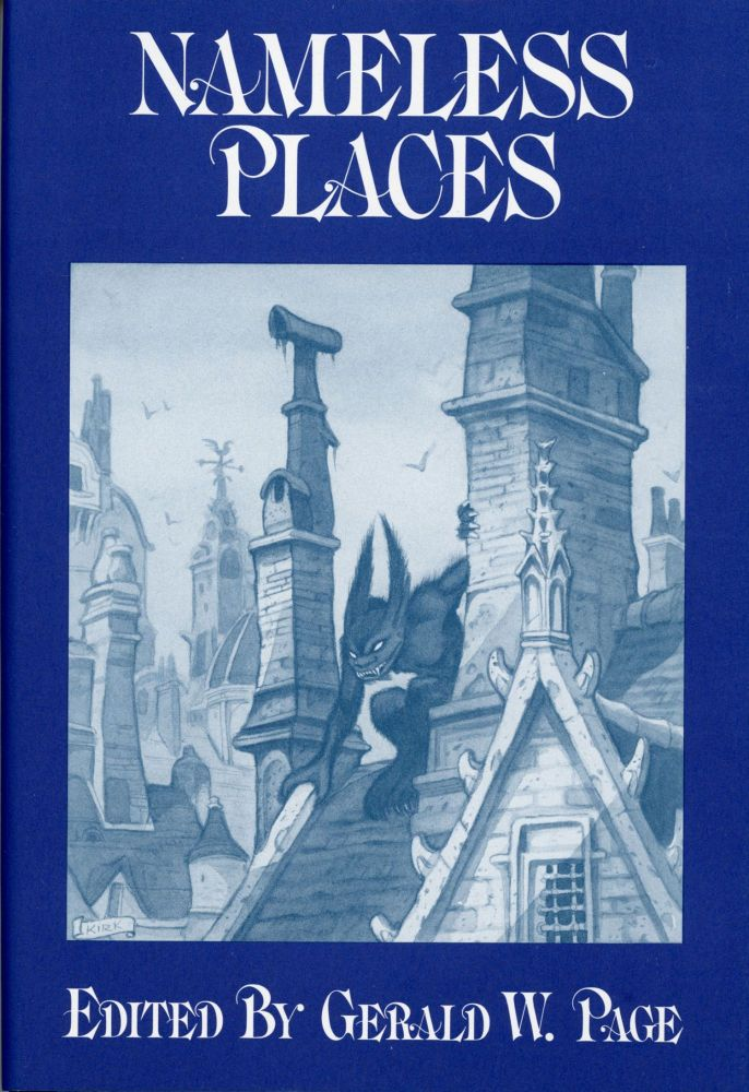 NAMELESS PLACES. Gerald W. Page.
