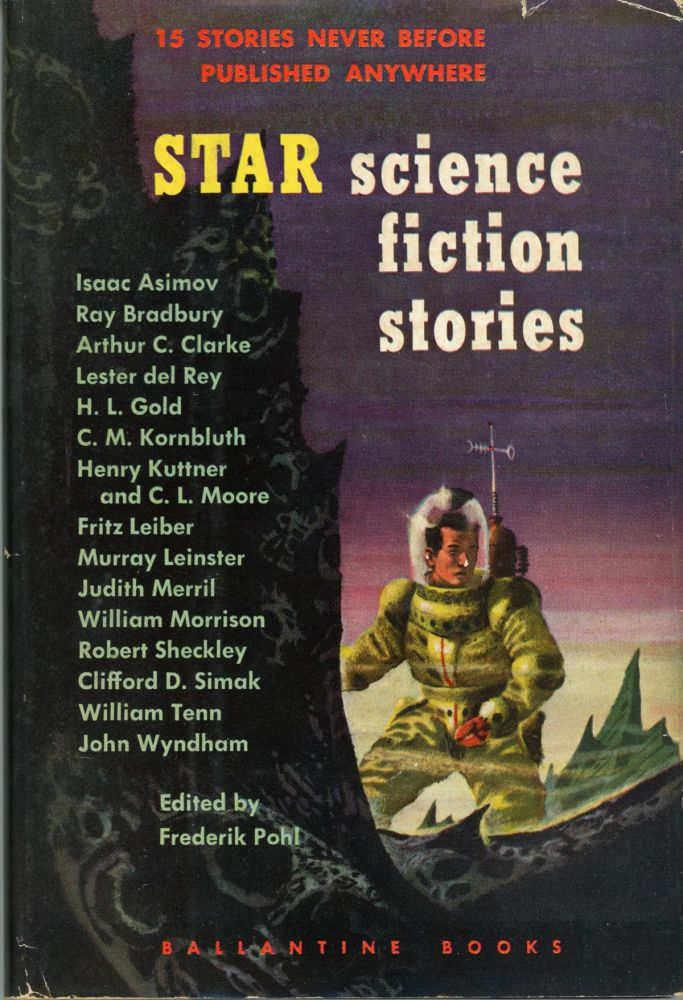 STAR SCIENCE FICTION STORIES. Frederik Pohl.