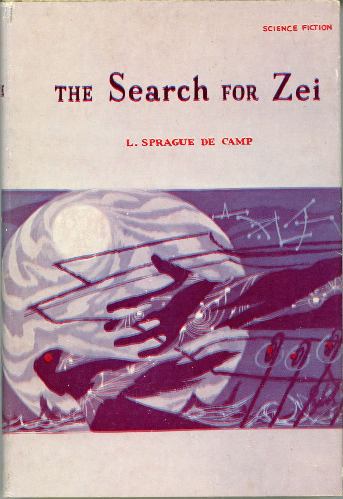 THE SEARCH FOR ZEI. L. Sprague De Camp.