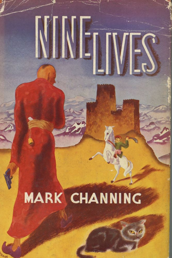 NINE LIVES. Mark Channing, Leopold Aloysius Matthew Jones.