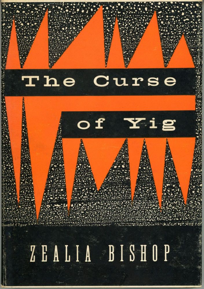 THE CURSE OF YIG. Zealia B. Bishop.