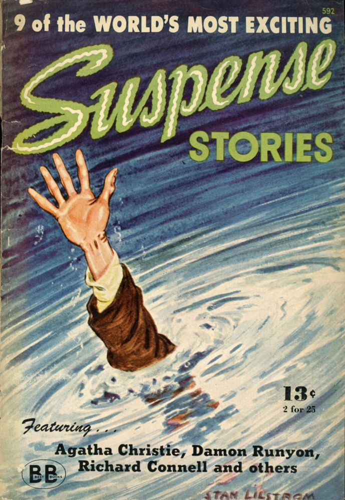 9 OF THE WORLD'S MOST EXCITING SUSPENSE STORIES. R. M. Barrows, Marjorie Barrows.