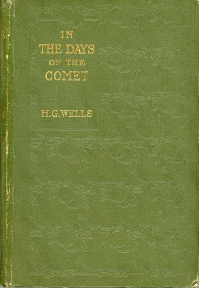 IN THE DAYS OF THE COMET. Wells.