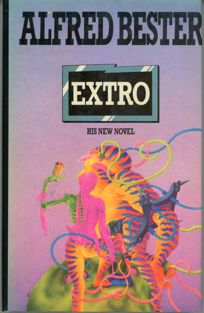 EXTRO. Alfred Bester.