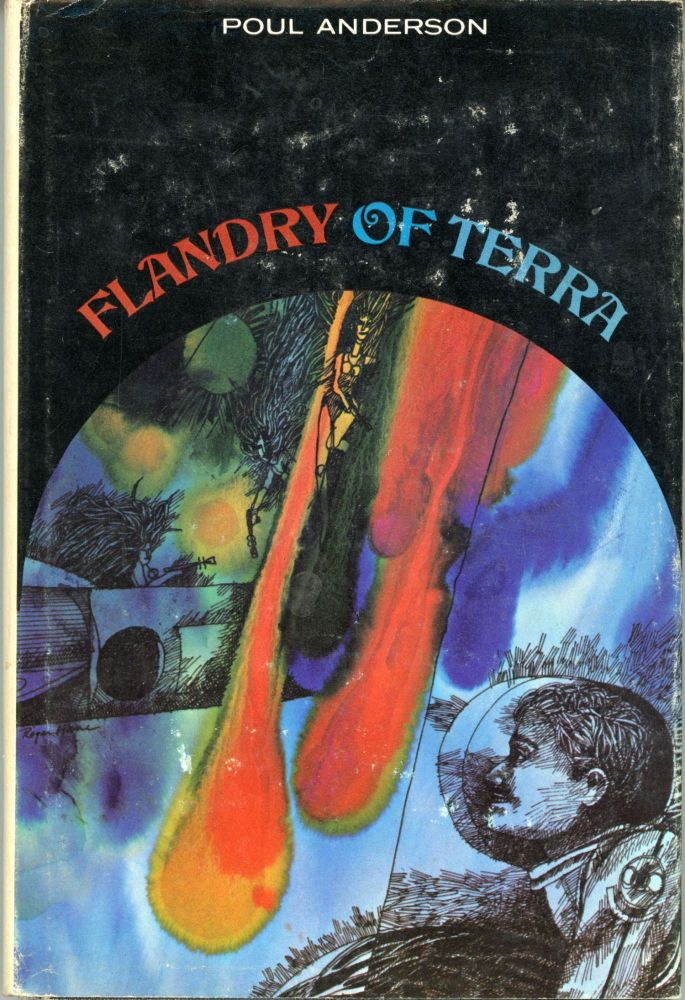 FLANDRY OF TERRA. Poul Anderson.